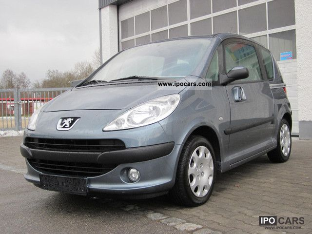 2006 Peugeot  1007 * Top Condition * Original 61500_km Estate Car Used vehicle photo