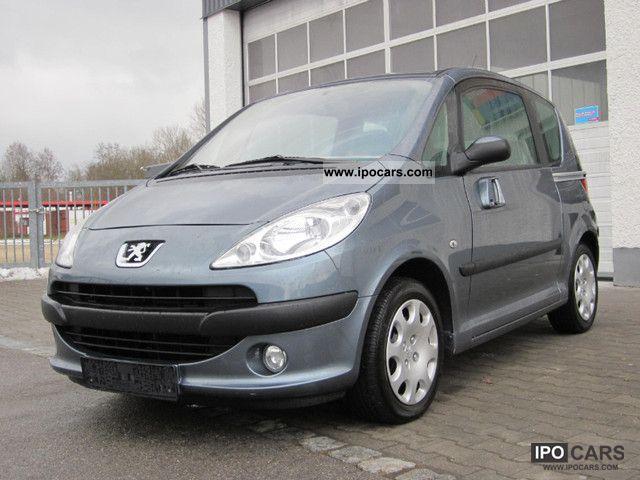 2006 Peugeot  1007 * Top Condition * Original 61500_km Estate Car Used vehicle photo