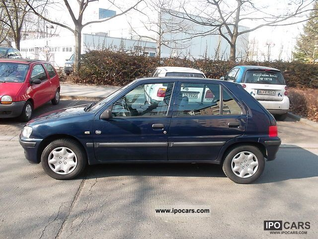 2002 Peugeot 106 Car Photo And Specs border=