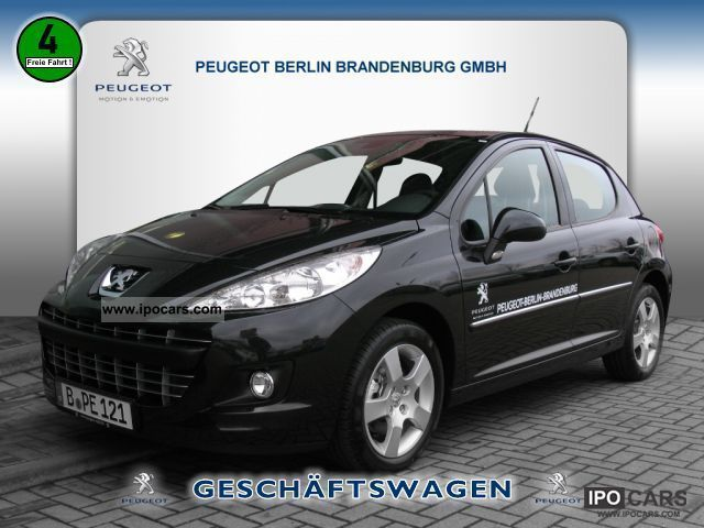 2012 peugeot 207 premium 120 vti klimaautomatik car. Black Bedroom Furniture Sets. Home Design Ideas