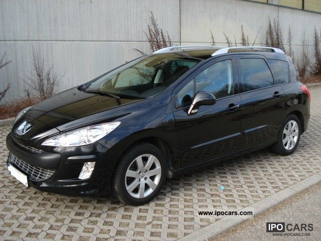 2010 peugeot 308 sw hdi fap 110 blue lion car photo and specs. Black Bedroom Furniture Sets. Home Design Ideas