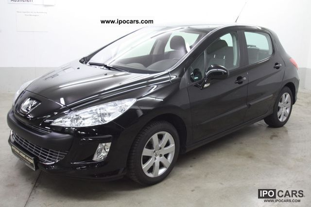 2008 peugeot 308 sport 120 vti car photo and specs. Black Bedroom Furniture Sets. Home Design Ideas