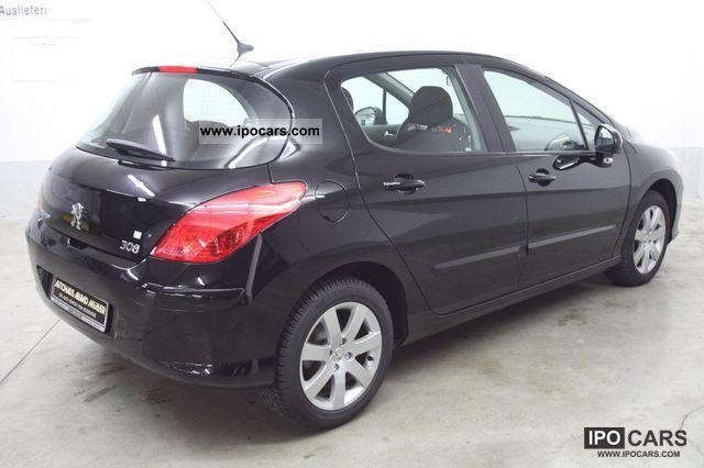 2008 peugeot 308 sport 120 vti car photo and specs. Black Bedroom Furniture Sets. Home Design Ideas