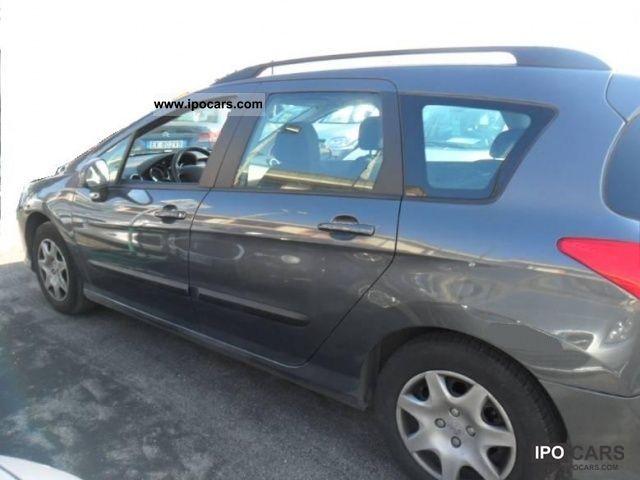 2010 Peugeot 308 1.6 HDi FAP SW 110cv Premium Estate Car Used vehicle ...