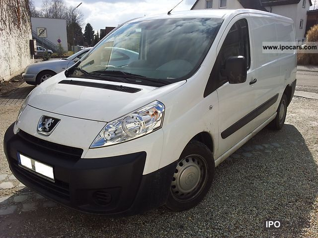 2009 Peugeot  Expert L1H1 FAP Van / Minibus Used vehicle photo