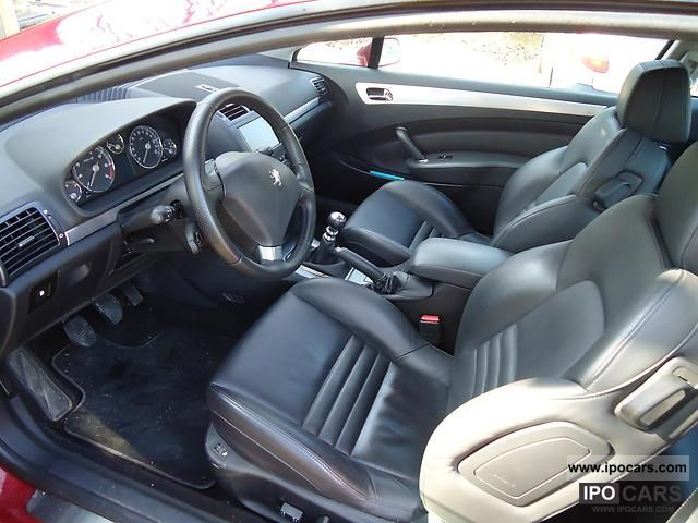 2006 peugeot 407 coupe v6 210 platinum car photo and specs for Interieur 407