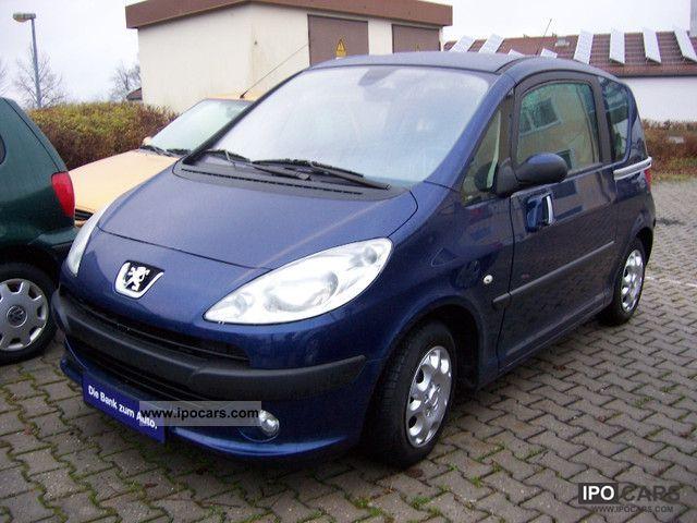 2005 Peugeot  1007 75 Premium Estate Car Used vehicle photo