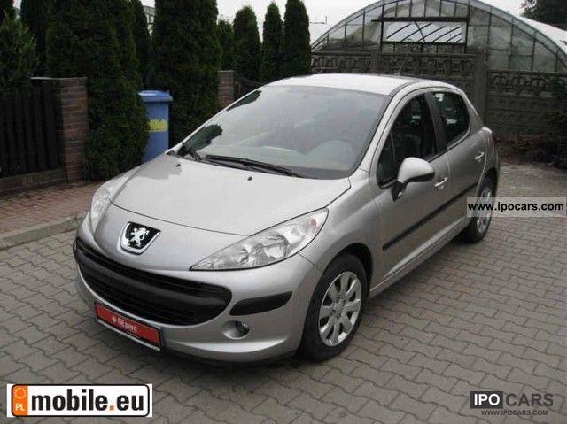 2008 Peugeot  207 1.6 HDI salon Polska F.Vat Other Used vehicle photo