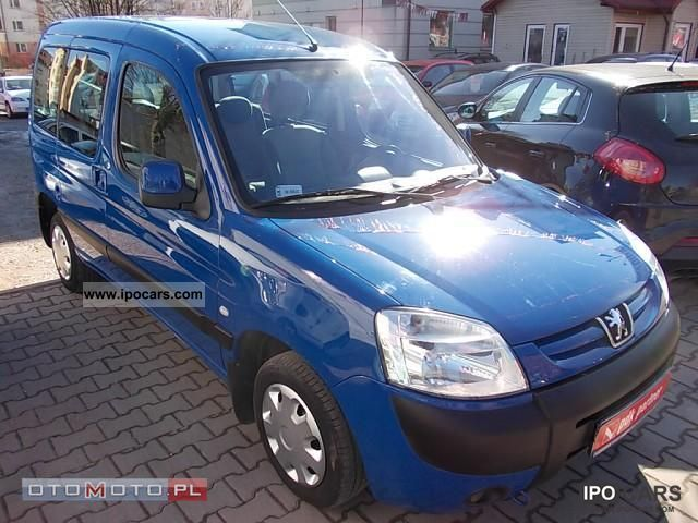 2004 Peugeot  Partner Other Used vehicle photo
