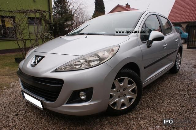 2009 Peugeot  R 207 02.2009 1.4HDI NET EXPORTS Other Used vehicle photo