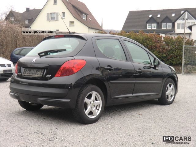 2009 peugeot 207 urban move air alu 5 door car photo and specs. Black Bedroom Furniture Sets. Home Design Ideas