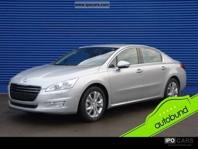 2011 peugeot 508 2 0 hdi 140 fap allure wip nav xenon plus car photo and specs. Black Bedroom Furniture Sets. Home Design Ideas