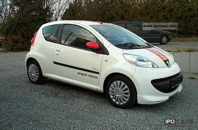 Peugeot  107 * 70 * Street Racing € 4 * Climate * TOP 2009 Race Cars photo