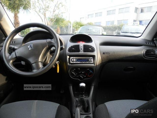 206 1.4 Hdi 2004 2004 Peugeot 206 sw Hdi 1400