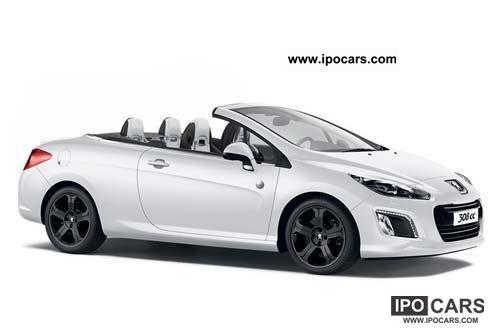 2012 peugeot 308 cc hdi fap 165 roland garros jbl car. Black Bedroom Furniture Sets. Home Design Ideas