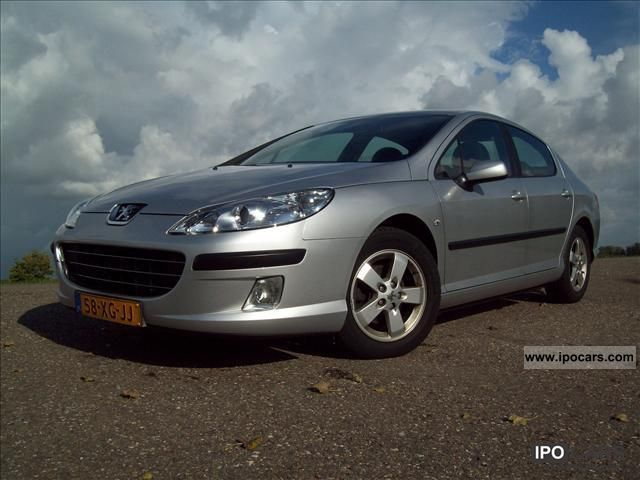 Peugeot  407 1.8 16v CD ECC LMV PREMIUM 2007 Liquefied Petroleum Gas Cars (LPG, GPL, propane) photo