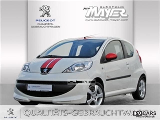 Peugeot  107 Street Racing Cool 3T 2009 Race Cars photo