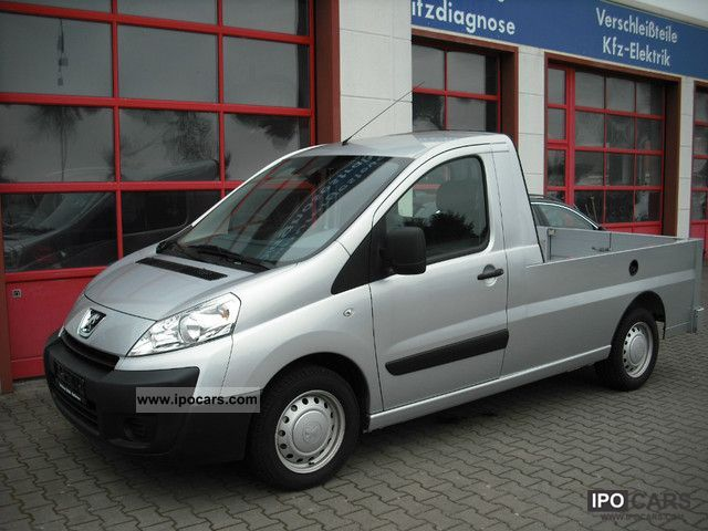 2011 peugeot expert l2 pick up unique climate rrp 33 200 car photo and specs. Black Bedroom Furniture Sets. Home Design Ideas