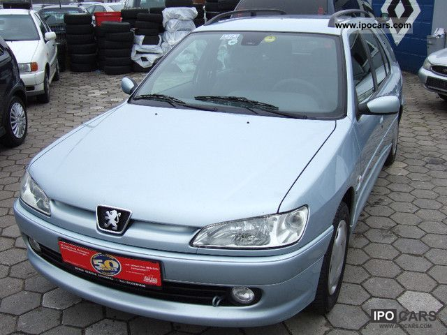 2002 peugeot 306 break hdi climate navi ahk car photo and specs. Black Bedroom Furniture Sets. Home Design Ideas