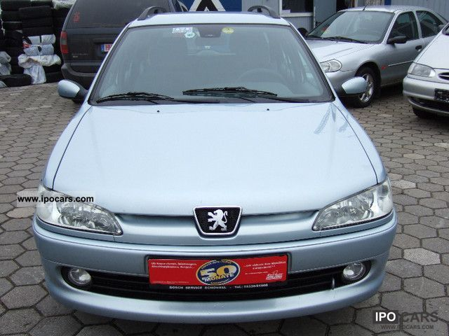 2002 peugeot 306 break hdi climate navi ahk car
