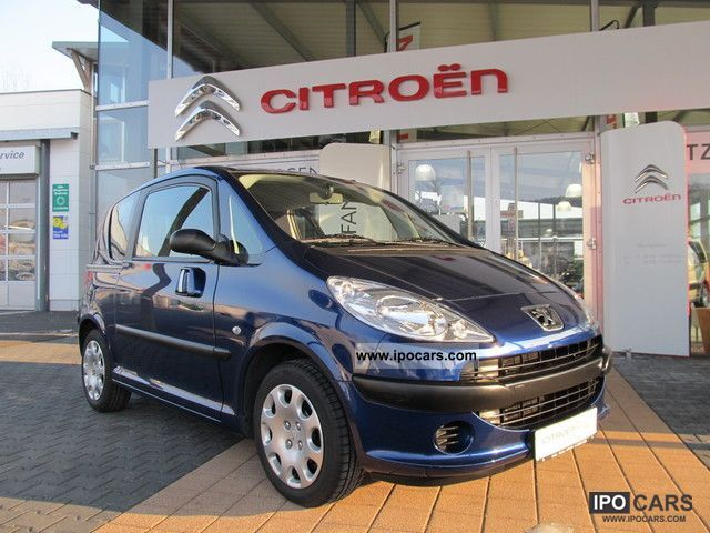 2005 Peugeot  1007 1.4 75 Filou Van / Minibus Used vehicle photo
