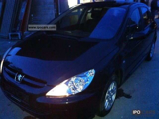 2001 Peugeot GOOD TO STAND 307 HDi 90