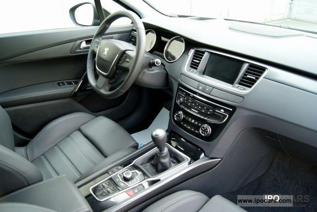 2011 Peugeot 508 Sw 16 Thp 16v Allure Leather Navi Panoramadac