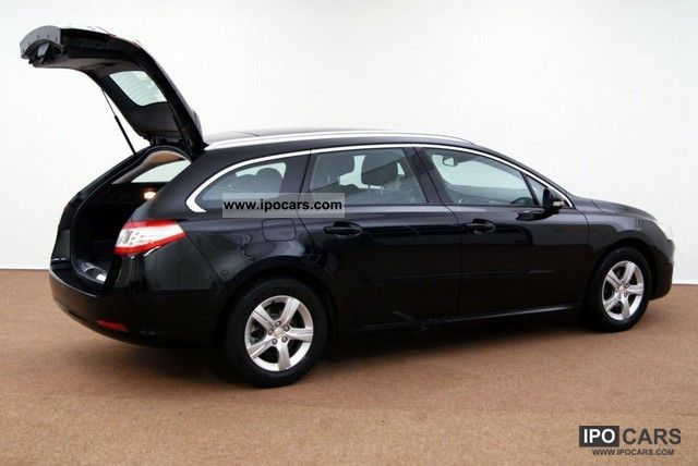 2011 peugeot 508 sw 2 0 hdi fap active panoramic roof. Black Bedroom Furniture Sets. Home Design Ideas