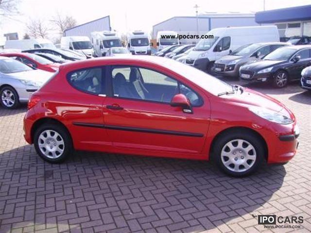 2008 Peugeot 207 1 4 16v 90 Rogue Car Photo And Specs