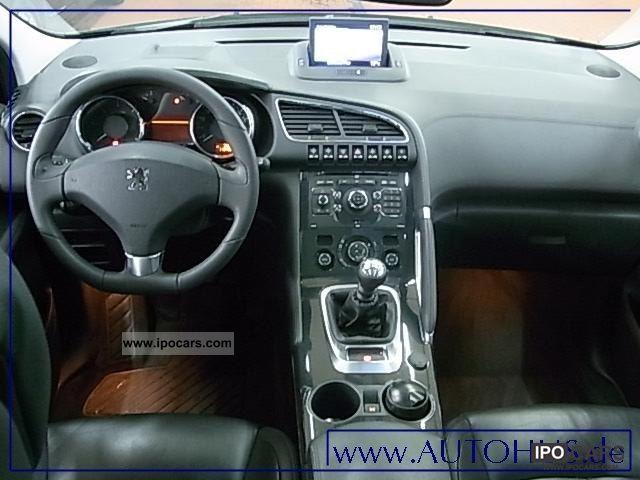 2010 Peugeot 3008 2 0 HDI PLATINUM LEATHER NAVI BiXenon