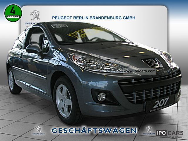 2012 peugeot 207 urban move 75 navigation car photo and specs. Black Bedroom Furniture Sets. Home Design Ideas