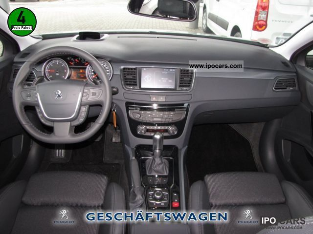 2012 peugeot 508 sw hdi fap 165 business line navigation. Black Bedroom Furniture Sets. Home Design Ideas
