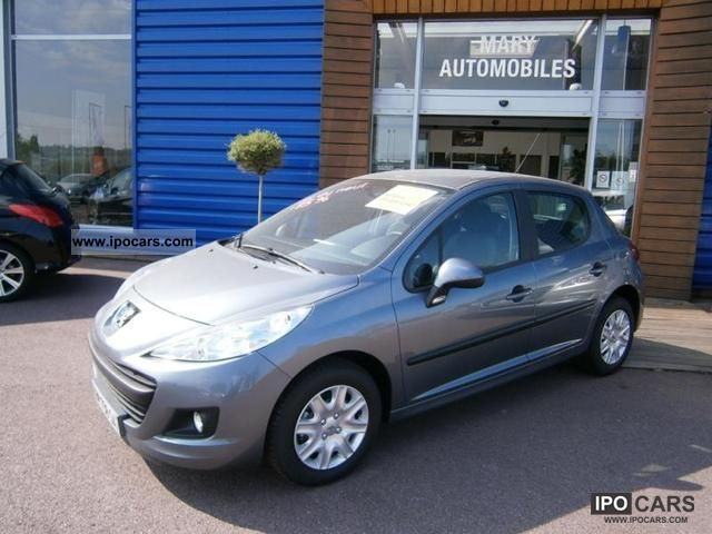 2011 peugeot 207 1 4 hdi fap active 5p car photo and specs. Black Bedroom Furniture Sets. Home Design Ideas