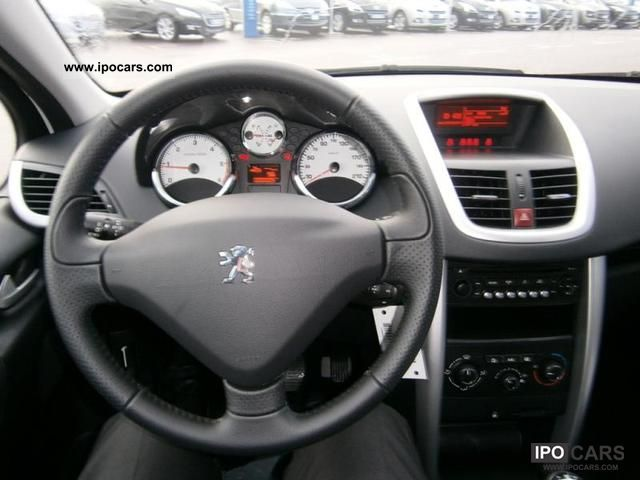 2011 peugeot 207 1 6 hdi fap active 5p car photo and specs. Black Bedroom Furniture Sets. Home Design Ideas