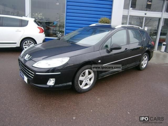 2010 Peugeot  407 SW 1.6 HDi Business Pack Estate Car Used vehicle photo