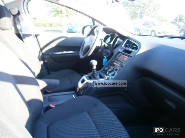 2011 peugeot 5008 1 6 premium hdi112 fap 7pl car photo and specs. Black Bedroom Furniture Sets. Home Design Ideas