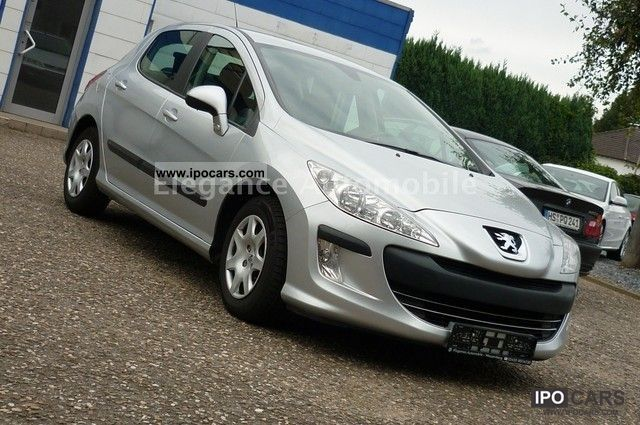 2008 peugeot 308 hdi fap 110 tendance car photo and specs. Black Bedroom Furniture Sets. Home Design Ideas