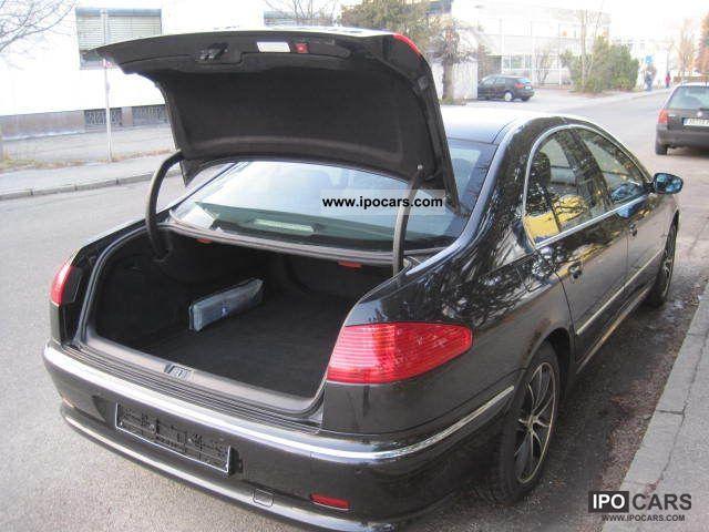 2006 peugeot 607 2.7 hdi fap platinum leather xenon 1.hand - car