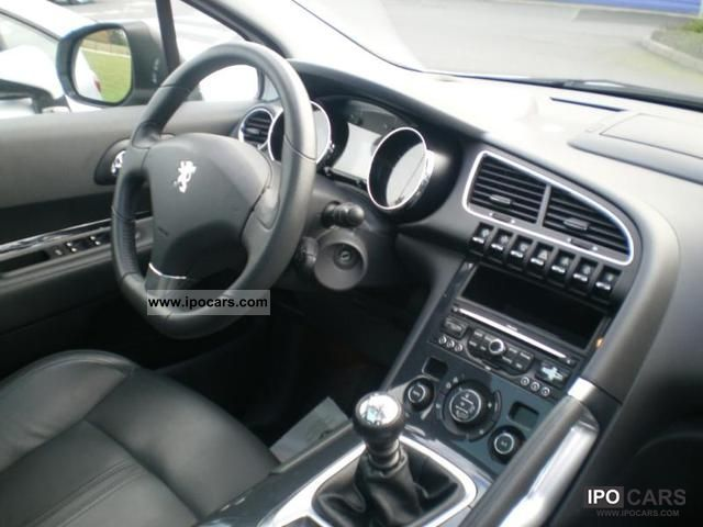 2010 peugeot 3008 2 0 hdi150 fap f line car photo and specs. Black Bedroom Furniture Sets. Home Design Ideas