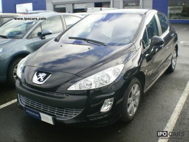 Peugeot 308 1.6 VTi 16v Premium 5p 2008 Used vehicle photo