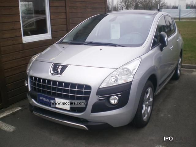 2011 peugeot 3008 1 6 premium pack fap hdi112 car photo and specs. Black Bedroom Furniture Sets. Home Design Ideas