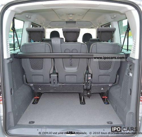 2011 Peugeot Expert 2.0 HDI 163 Premium Long Tepee 8P