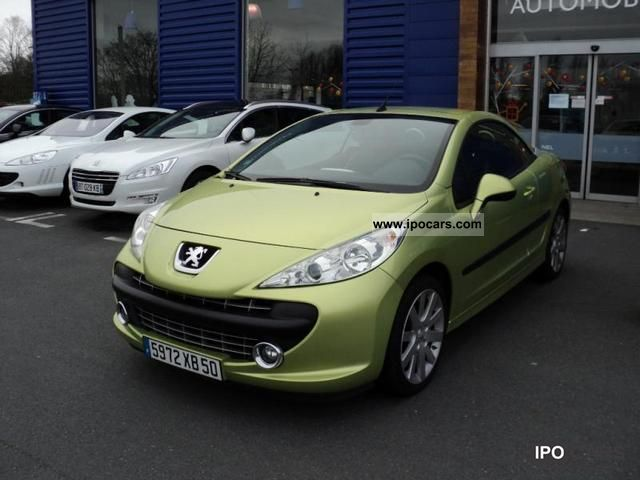 2008 peugeot 207 1 6 feline hdi110 fap car photo and specs. Black Bedroom Furniture Sets. Home Design Ideas