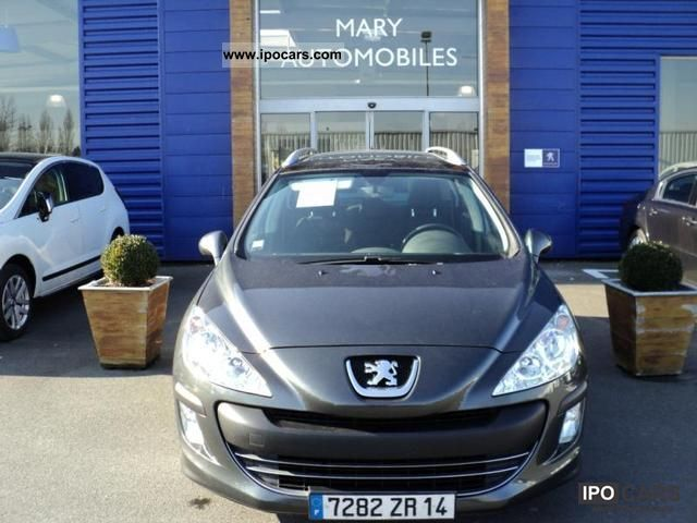 2008 peugeot 308 sw 1 6 confort pack hdi90 car photo and specs. Black Bedroom Furniture Sets. Home Design Ideas