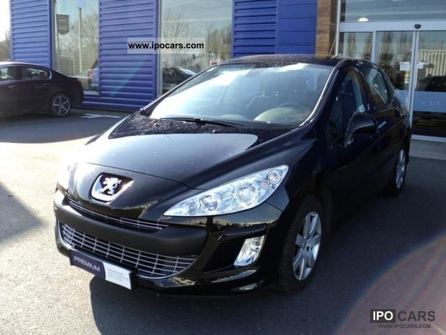 2010 peugeot 308 1 6 hdi90 premium 5p car photo and specs. Black Bedroom Furniture Sets. Home Design Ideas