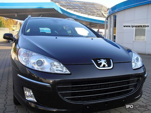 2008 Peugeot  407 SW HDi 135 JBL LEATHER / PAN / TOP CONDITION! Estate Car Used vehicle photo