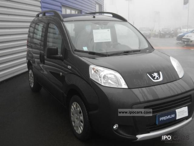 2011 peugeot bipper tepee outdoor 1 3 hdi pack st car. Black Bedroom Furniture Sets. Home Design Ideas