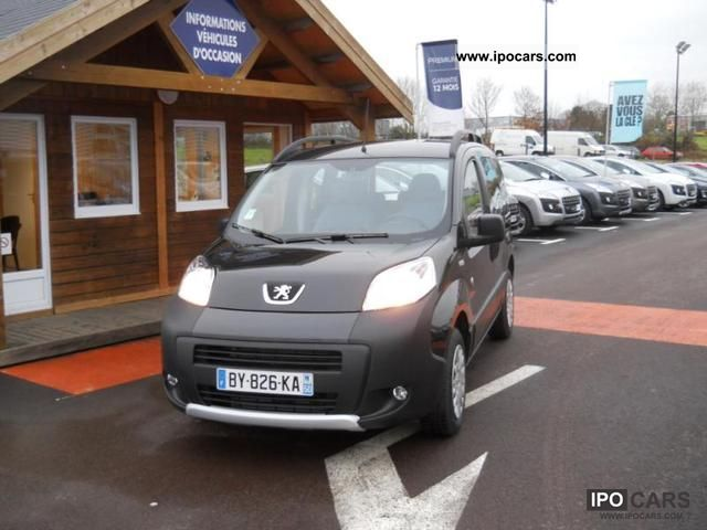 2011 peugeot bipper tepee outdoor 1 3 hdi fap stt car. Black Bedroom Furniture Sets. Home Design Ideas