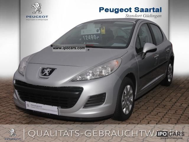 2011 peugeot tendance 207 hdi fap 90 5 t safety pack car photo and specs. Black Bedroom Furniture Sets. Home Design Ideas
