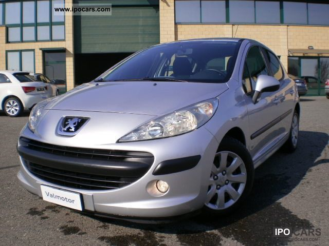Peugeot  207 1.4 8V 88 CV 5p. X Line ECO GPL 2008 Liquefied Petroleum Gas Cars (LPG, GPL, propane) photo